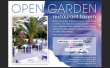Open Garden advertisment